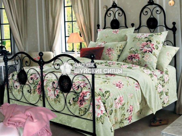 Фото 3 - Комплект постельного белья CottonClub 68441.