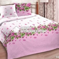 Комплект постельного белья  Креп De Luxe 90811