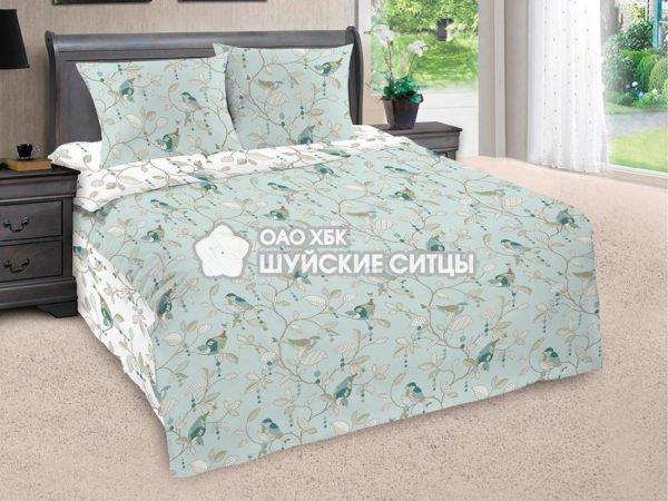 Комплект постельного белья MOD`S Поплин 90422