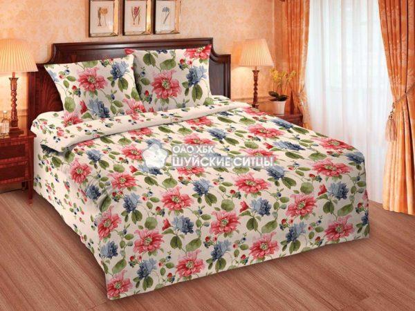 Фото 3 - Комплект постельного белья MOD`S Поплин  85131.