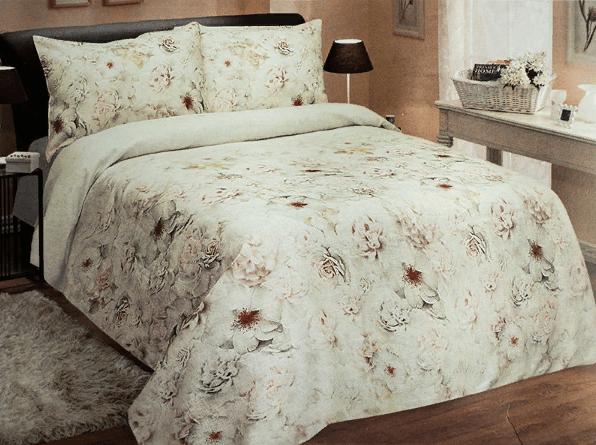 """Фото 3 - Комплект постельного белья 100% лен """"Верона-1"""" серый."""