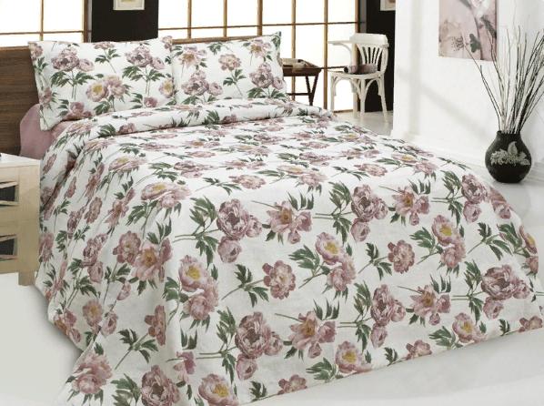 """Фото 3 - Комплект постельного белья льняной """"Нега -4""""  1.5 спальный."""