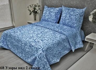 """Фото 9 - Ткань для постельного белья ГОСТ шир 150 см """"Узоры""""."""