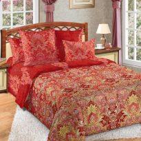 Фото 18 - Комплект постельного белья Герцогиня перкаль.
