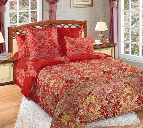 Фото 3 - Комплект постельного белья Герцогиня перкаль.