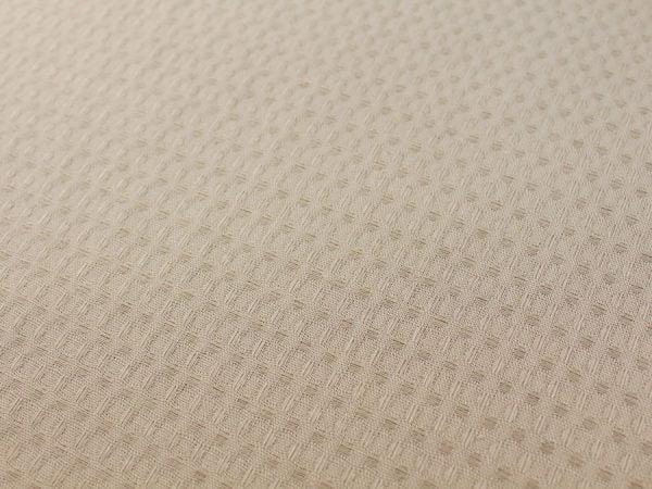 Фото 6 - Ткань вафельная цвет беж.