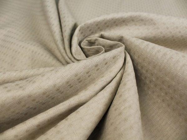 Фото 5 - Ткань вафельная цвет беж.