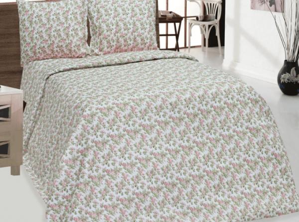 """Фото 3 - Комплект постельного белья льняной """"Прованс"""" 1.5 спальный, лен/хлопок."""