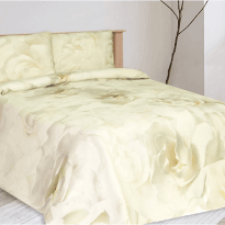 """Фото 21 - Комплект постельного белья 100% лен """"Гардения-1""""."""