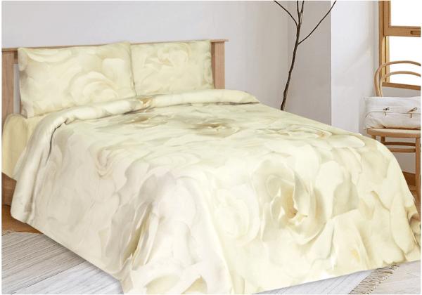 """Фото 3 - Комплект постельного белья 100% лен """"Гардения-1""""."""