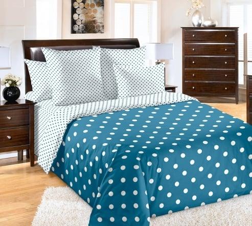 Фото 3 - Комплект постельного белья Элис перкаль 1,5сп.