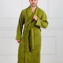 Фото 18 - Мужской махровый халат с шалькой.