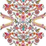Мексиканская вышивка