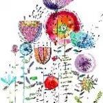 Цветочный наив