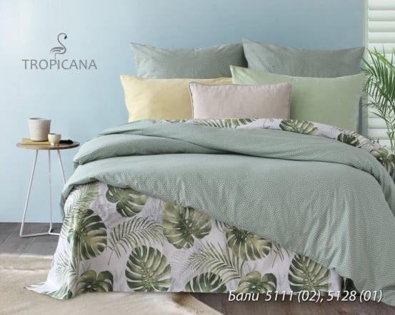 """Фото 10 - Ткань для постельного белья """"Тропики"""" ширина 220 см."""