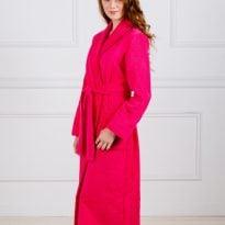 Фото 19 - Женский махровый халат с шалькой.