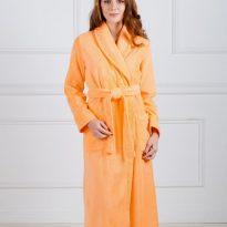 Фото 12 - Женский махровый халат с шалькой.