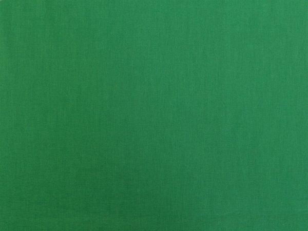 Фото 5 - Ткань хлопковая стрейч зеленая.