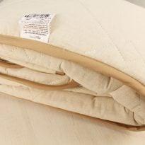 Фото 21 - Одеяло стеганое с льняным наполнитетелем 150г/м.