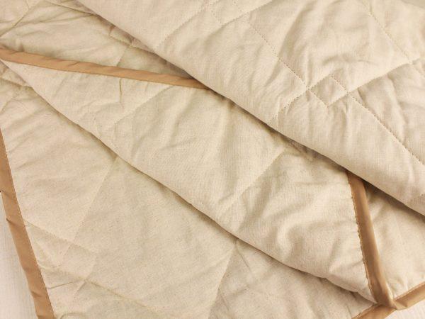 Фото 5 - Одеяло стеганое с льняным наполнитетелем 300г/м.