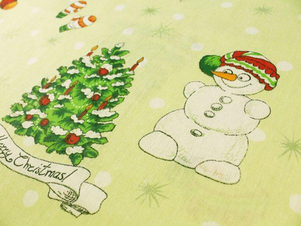 """Фото 3 - Бязь """"Новый год""""."""