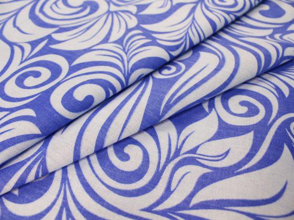 """Фото 3 - Ткань для постельного белья ГОСТ шир 150 см """"Узоры""""."""