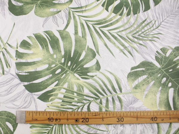 """Фото 5 - Ткань для постельного белья """"Тропики"""" ширина 220 см."""