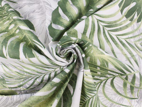 """Фото 7 - Ткань для постельного белья """"Тропики"""" ширина 220 см."""