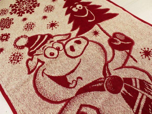 """Фото 3 - """"Виня"""" полотенце махровое 50х90см."""