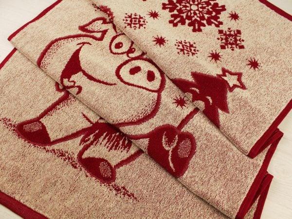 """Фото 5 - """"Виня"""" полотенце махровое 50х90см."""