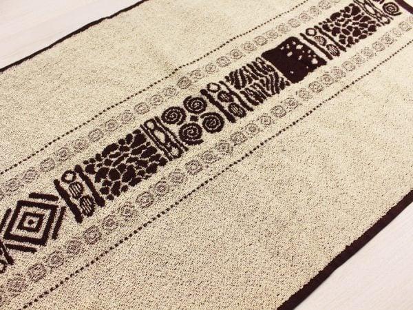 """Фото 4 - Полотенце  махровое  """"Фреска"""" 67*150 см."""