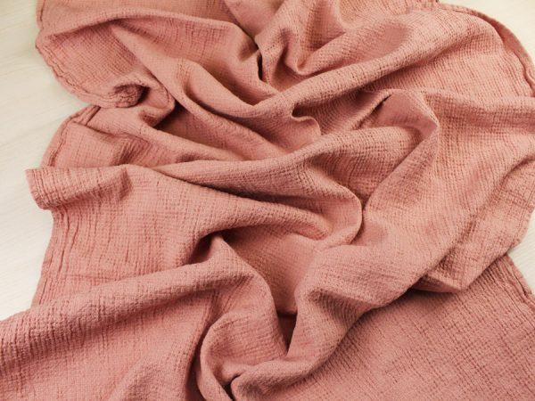 Фото 8 - Полотенце льняное вафельное 75*125 см.