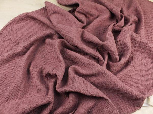 Фото 10 - Полотенце льняное вафельное 75*125 см.