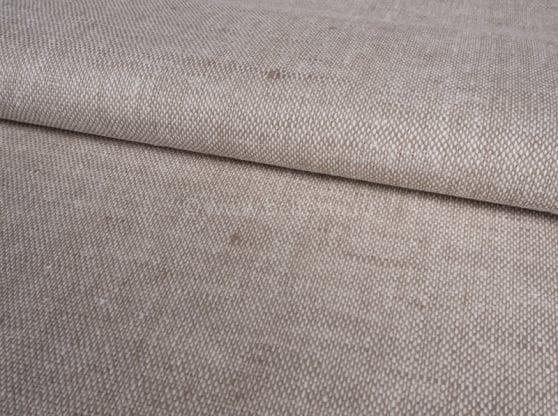 Фото 3 - Ткань льняная декоративная полулен.