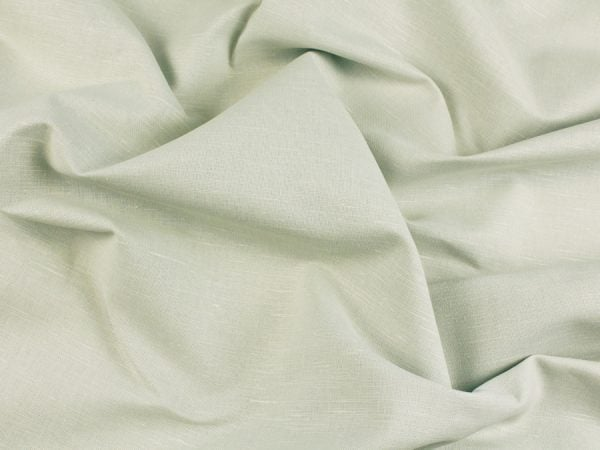 Фото 7 - Ткань льняная, плотная светло-бежевая.