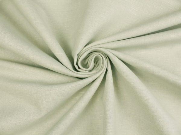 Фото 5 - Ткань льняная, плотная светло-бежевая.