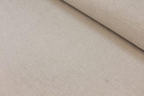 Фото 8 - Ткань льняная декоративная полулен.