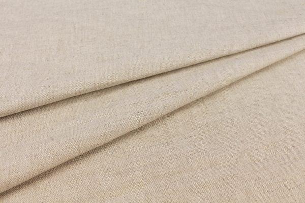 Фото 4 - Ткань льняная декоративная полулен.