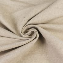 Фото 17 - Ткань льняная декоративная полулен.
