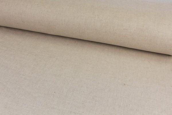 Фото 5 - Ткань льняная декоративная полулен.