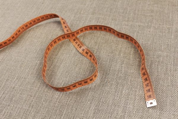 Фото 8 - Ткань льняная декоративная суровая, ширина 210 см.