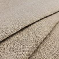 Фото 15 - Ткань льняная декоративная суровая, ширина 210 см.