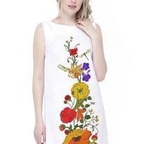 Фото 56 - Платье льняное базовое.