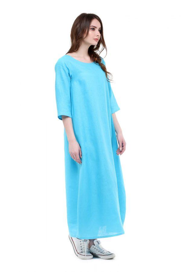 Фото 5 - Платье «трапеция».