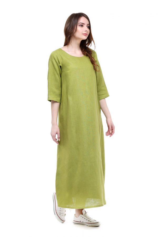 Фото 13 - Платье «трапеция».