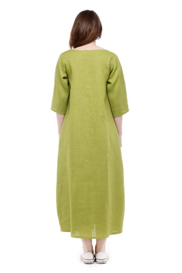 Фото 12 - Платье «трапеция».