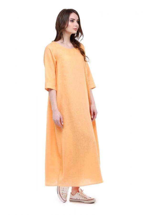 Фото 10 - Платье «трапеция».