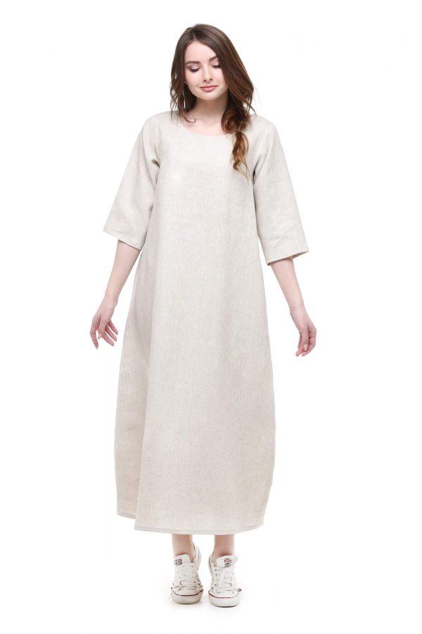 Фото 8 - Платье «трапеция».