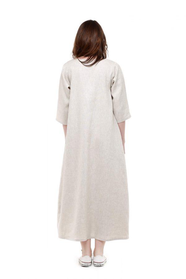 Фото 6 - Платье «трапеция».