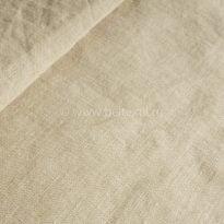 Фото 13 - Комплект постельного белья льняной умягченный бежевый.